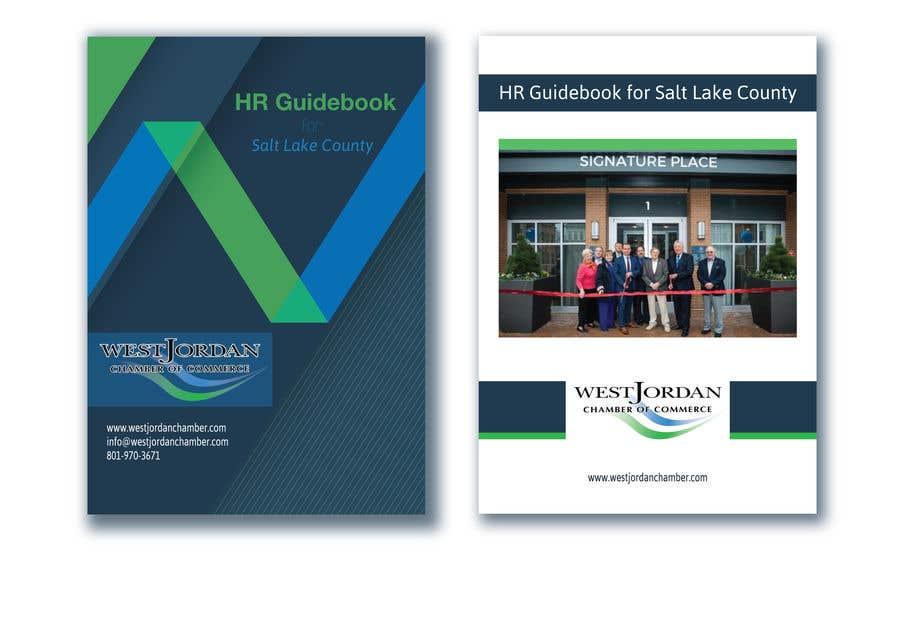 Konkurrenceindlæg #12 for Design a Booklet - HR Resource Guide