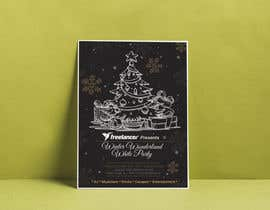 #213 untuk Create a flyer / invitation for our company Christmas Party - Contest oleh designmenia