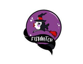 #75 untuk Fishwitch Logo/Illustration oleh RavenWings