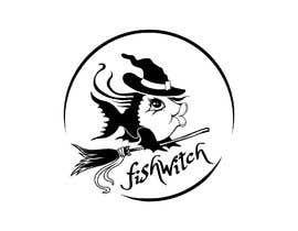 #71 untuk Fishwitch Logo/Illustration oleh garik09kots