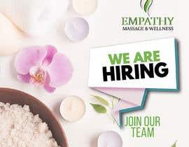 #32 untuk Attractive Hiring Employee Ad Poster oleh raptargraphix