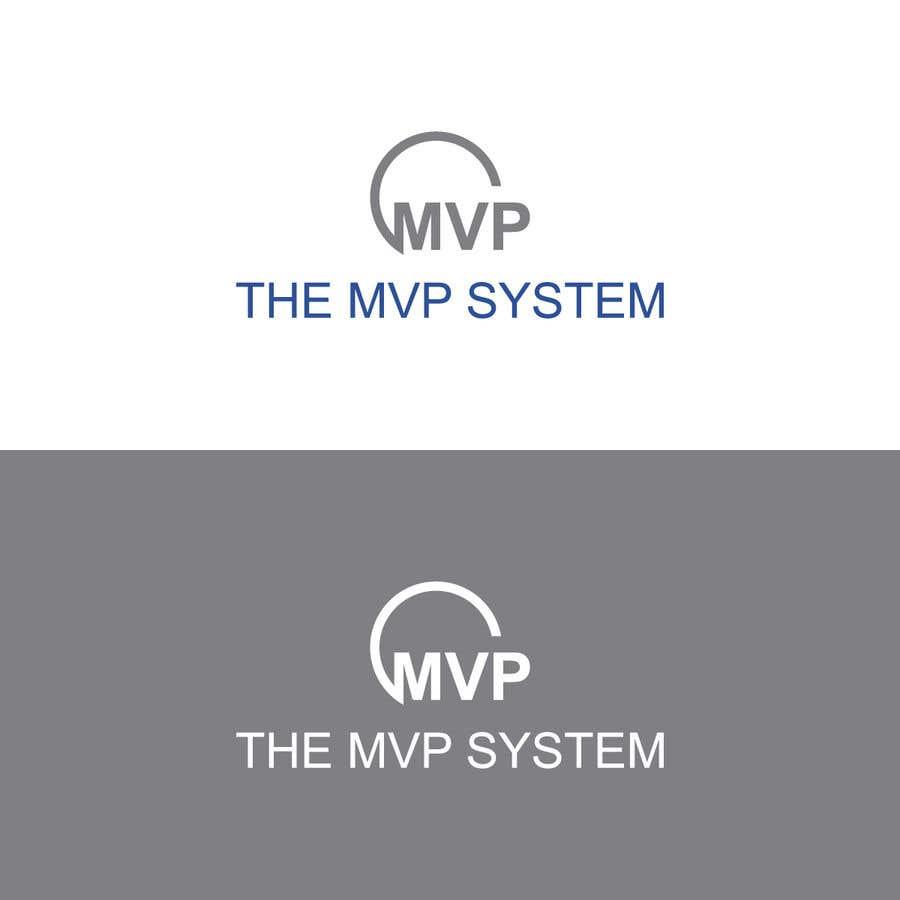 Contest Entry #134 for MVP System Logo