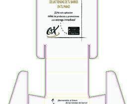 #4 para Diseño de PortaFolletos A6 de facurod