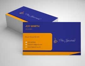 shabiha450 tarafından Make a business card for musical duo için no 227