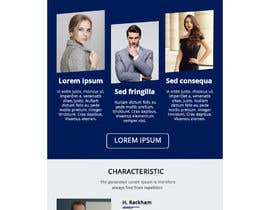 Nro 8 kilpailuun Eye Catching good converting professional email advertisement design. käyttäjältä GraphicCoder