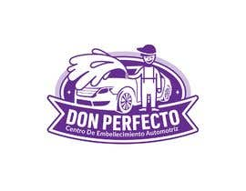 #38 untuk Logo autolavodo de vehiculos oleh melidoodtenorio9