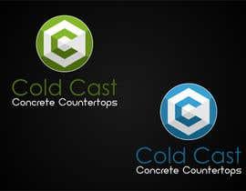mille84 tarafından Design a Logo for Cold Cast Countertops için no 24