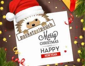 #28 cho Christmas Hedgehog bởi DesignerAasi