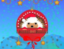 #35 cho Christmas Hedgehog bởi CreativeMindJ09