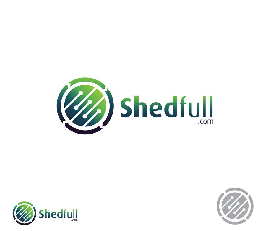 Penyertaan Peraduan #23 untuk Logo Design for Shedfull.com