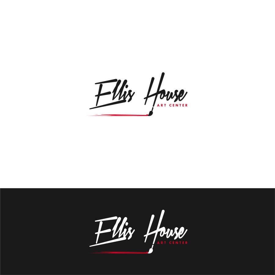 """Intrarea #                                        328                                      pentru concursul """"                                        Logo Design - Ellis House Art Centre                                     """""""