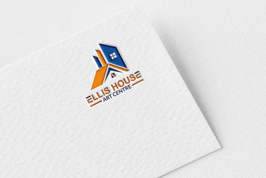 """Intrarea #                                        324                                      pentru concursul """"                                        Logo Design - Ellis House Art Centre                                     """""""