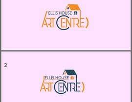 #317 pentru Logo Design - Ellis House Art Centre de către SohagkhanT