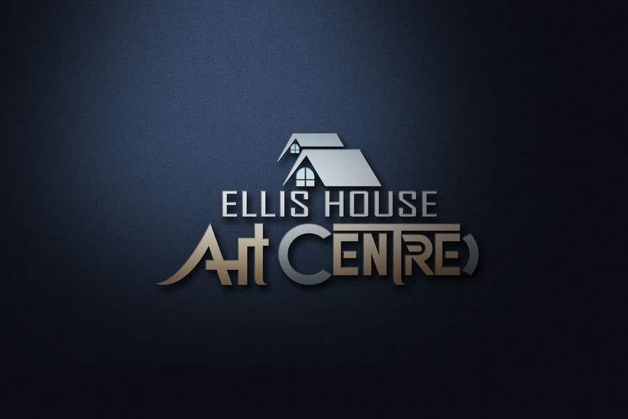 """Intrarea #                                        318                                      pentru concursul """"                                        Logo Design - Ellis House Art Centre                                     """""""