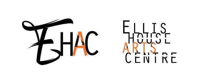 """Intrarea #                                        64                                      pentru concursul """"                                        Logo Design - Ellis House Art Centre                                     """""""