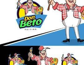 #22 for Cartoon character design - diseño de pintor caricatura by JeanpoolJauregui