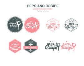 salman00 tarafından Design a Logo for Reps and Recipes için no 289