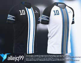 #15 для Soccer Uniform Designs от allejq99