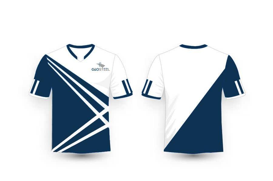 Penyertaan Peraduan #11 untuk Soccer Uniform Designs