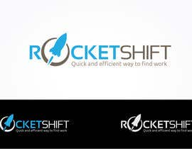 nº 209 pour Logo Design for Rocketshift par blarak