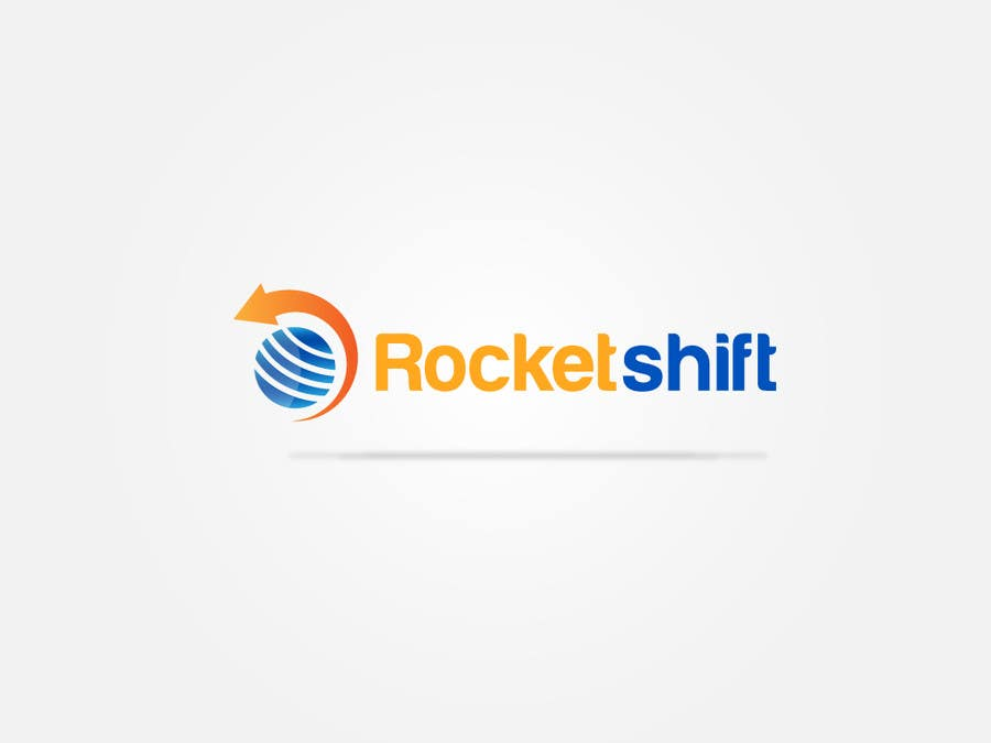 Inscrição nº 217 do Concurso para Logo Design for Rocketshift