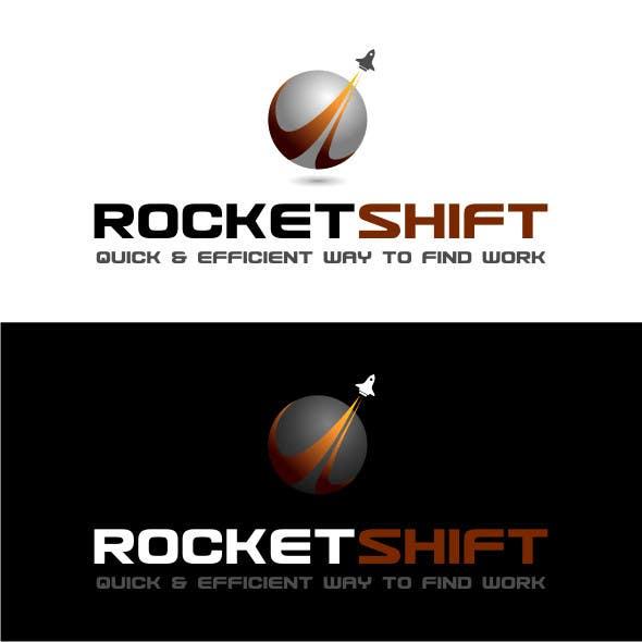 Inscrição nº 103 do Concurso para Logo Design for Rocketshift