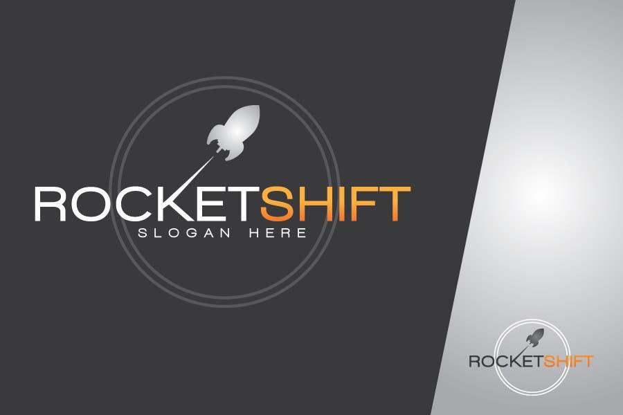 Inscrição nº 193 do Concurso para Logo Design for Rocketshift