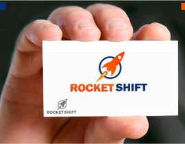 #62 cho Logo Design for Rocketshift bởi afsarhossan