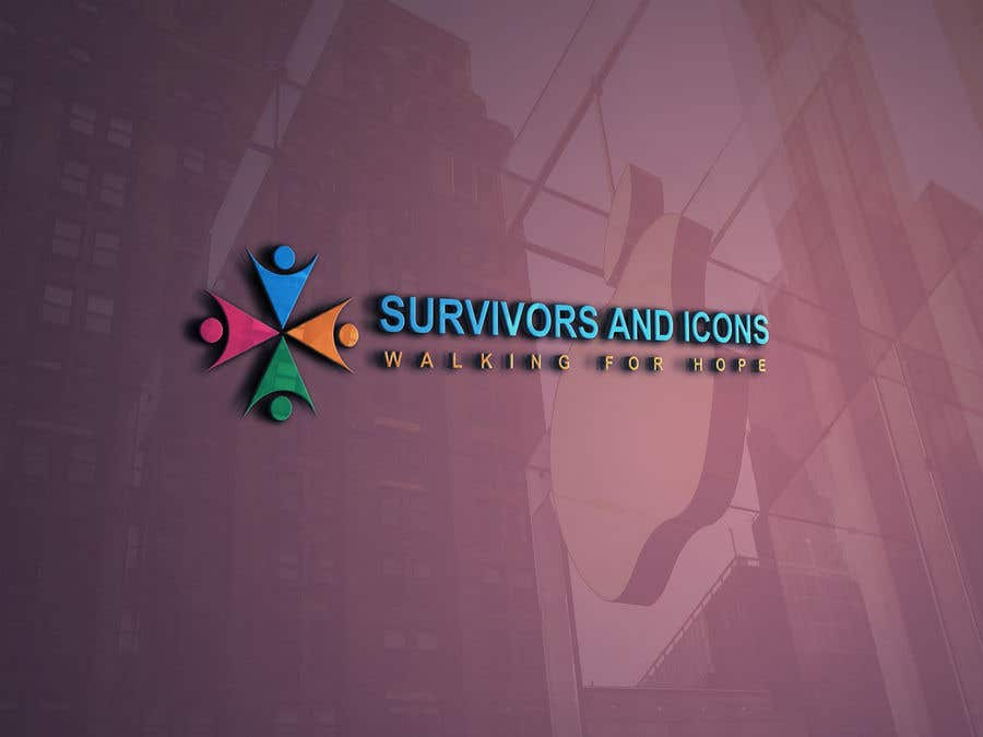 Konkurrenceindlæg #                                        37                                      for                                         Logo for a global fundraiser project