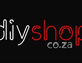 #364 para Logo Design diyshop.co.za de k3nd23