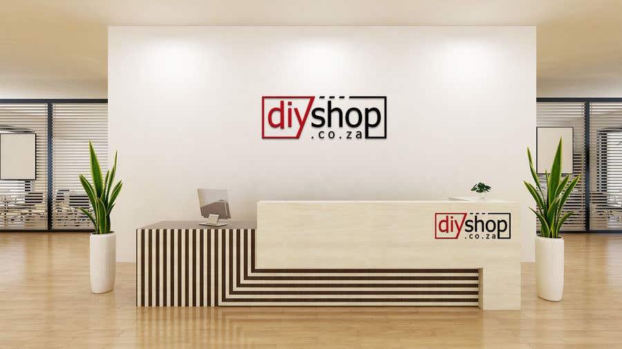 Bài tham dự cuộc thi #353 cho Logo Design diyshop.co.za
