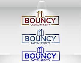 #47 untuk Bouncy Castle Hire Logo oleh mdmoniruzzamanm2