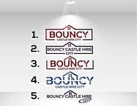 #51 untuk Bouncy Castle Hire Logo oleh mdmoniruzzamanm2
