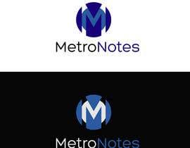 #25 for Design a Logo for Metronotes af angellika
