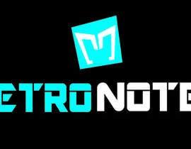 #26 for Design a Logo for Metronotes af igrafixsolutions