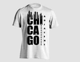 #20 for Tshirt graphic design#City1 by Moutaqii