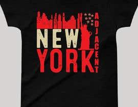 #80 untuk Tshirt graphic design#City2 oleh jibon710