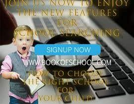 Nro 60 kilpailuun Build me a website banner for signup käyttäjältä ghufranfalak