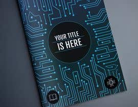 #62 para Simple book cover design por fakharu6036