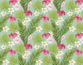 #23 для Graphic design for floral print to be used on fabric от darshna19