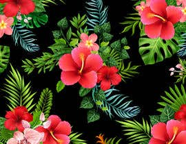 #18 for Graphic design for floral print to be used on fabric by Karthikeyan1411