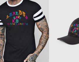 #53 for Create design for T shirt and hats af Saiful7788