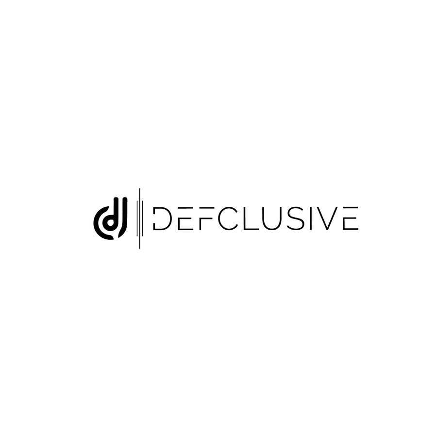 Kilpailutyö #1812 kilpailussa Defclusive needs a logo!