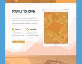nº 117 pour New IT company needs a website design par hosnearasharif