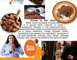 #69 pentru Flyer for Cacao Ceremony de către tushershaon