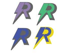 "#6 cho 1: Change each r symbol to attached ""gothic open shaded"" font style. 2: put green r, purple r, blue r into one image in gothic open shaded font overshadowing each other in that color order bởi barnitashil"