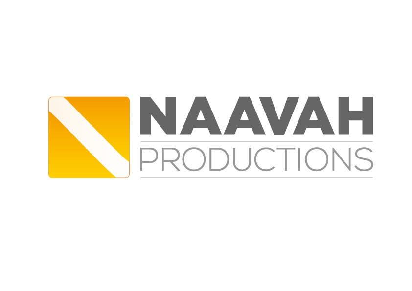 Konkurrenceindlæg #                                        96                                      for                                         Logo Design for NAAVAH PRODUCTIONS