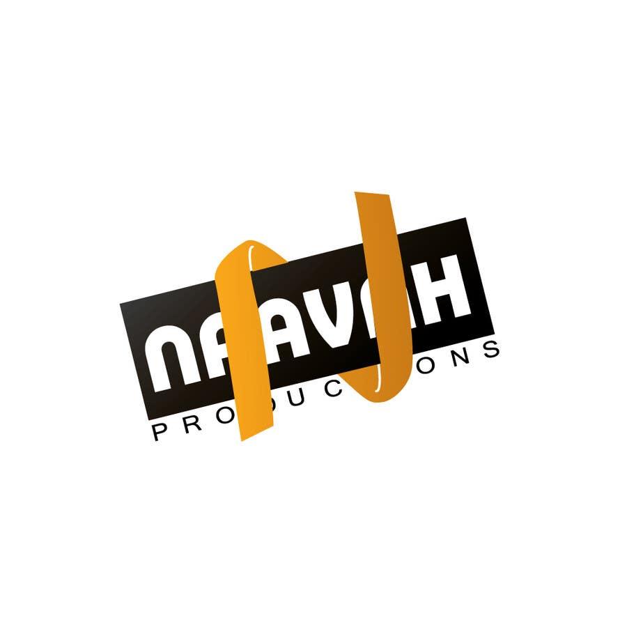 Konkurrenceindlæg #                                        53                                      for                                         Logo Design for NAAVAH PRODUCTIONS