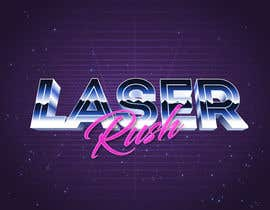 #235 for Logo design for 'Laser Rush', a new laser tag concept for children. af alfasatrya