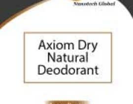 #13 para Design a Deodorant Label por saminaakter20209